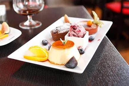 Postres & Desserts - auch das Auge isst mit, nicht nur bei unseren spanischen Nachspeisen